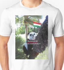 Ihr spezielles Panda Souvenir direkt aus Budapest, Ungarn! T-Shirt
