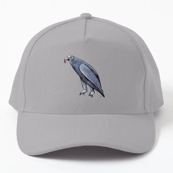 Timneh African Grey By: Sofie Baseball Cap