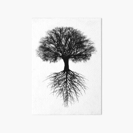 Tree of Life Art Board Print