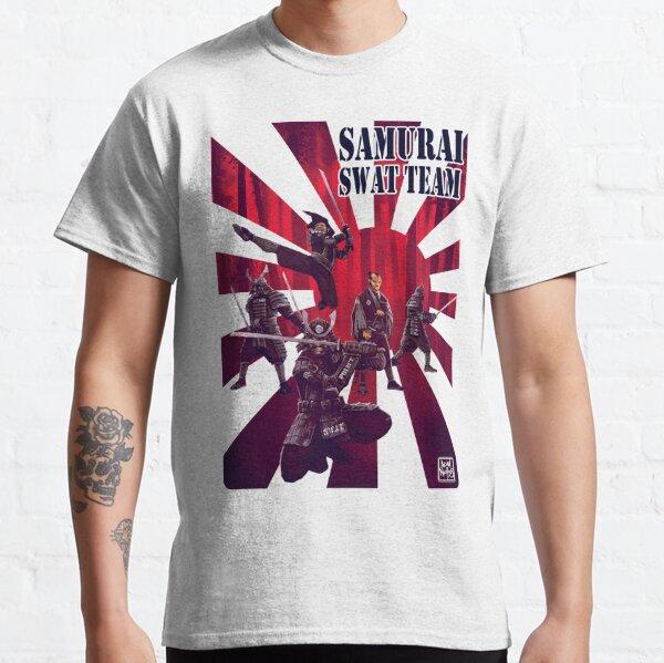 Samurai SWAT Team Classic T-Shirt