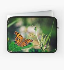 Comma Butterfly Laptop Sleeve