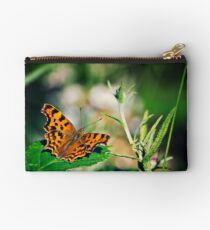 Comma Butterfly Studio Pouch