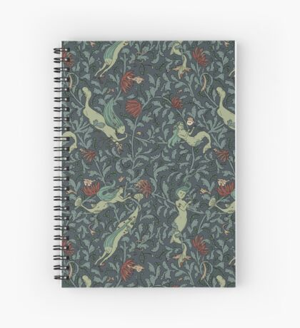 Deep diving Spiral Notebook