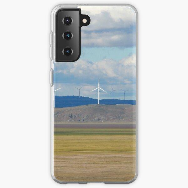 Capital Wind Farm (Australia) Samsung Galaxy Soft Case