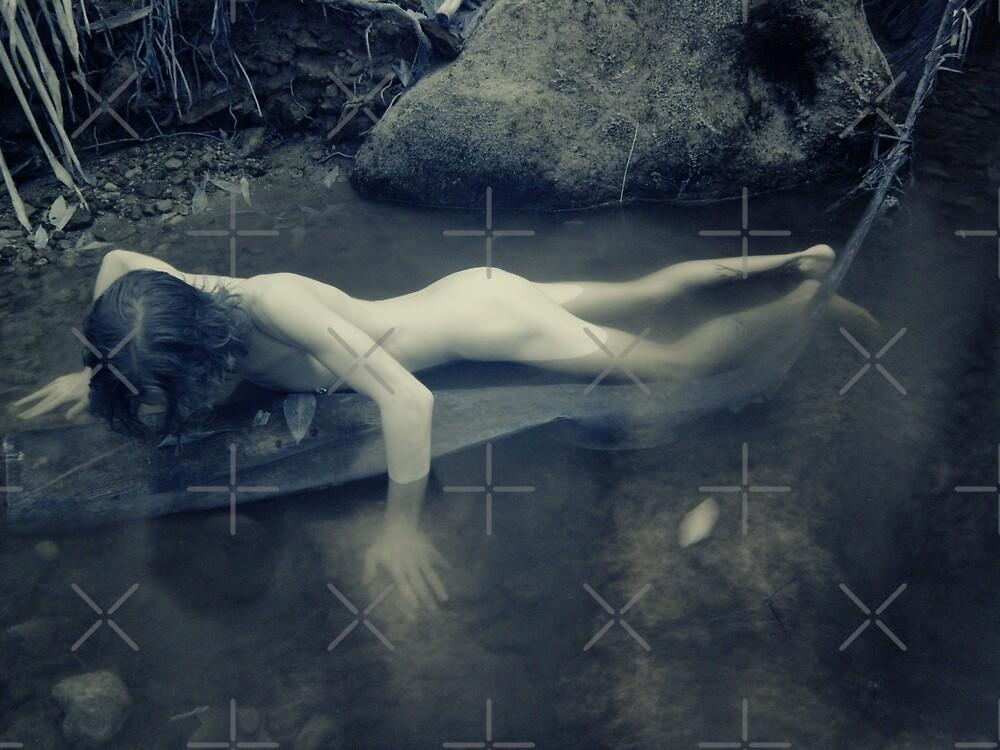 The pool by Mel Brackstone