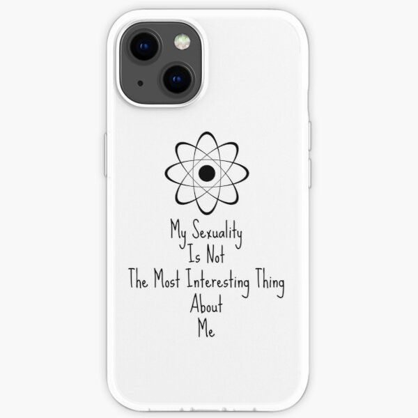 """Orphan Black """"Sexuality"""" quote iPhone Soft Case"""