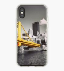 Pittsburgh Skyline iPhone-Hülle & Cover