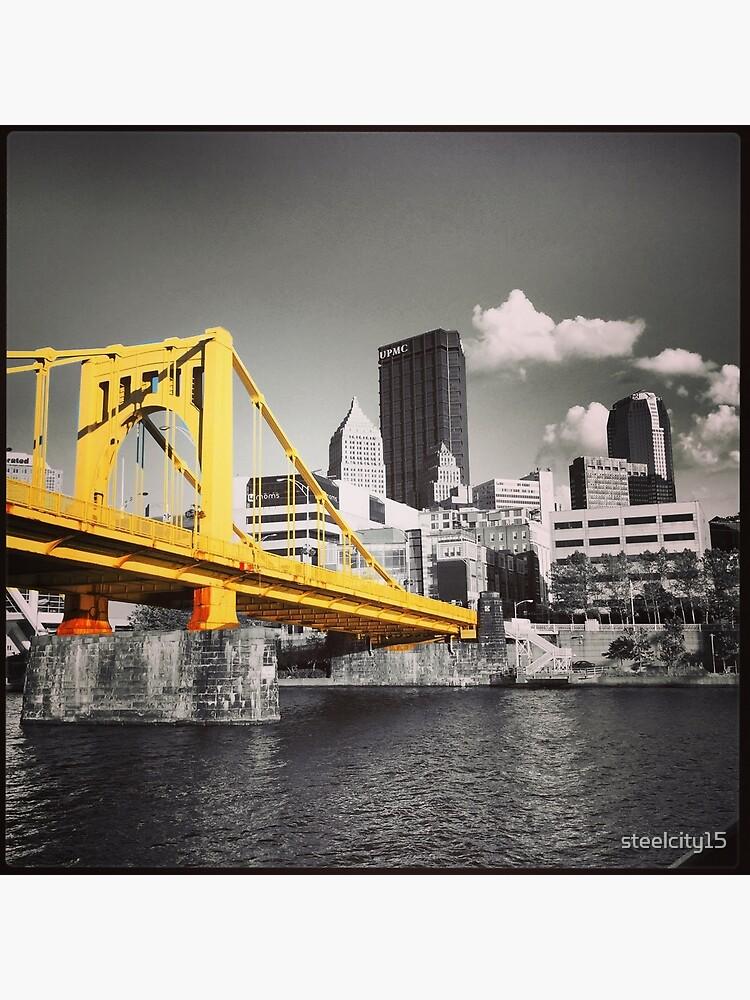 Horizonte de Pittsburgh de steelcity15