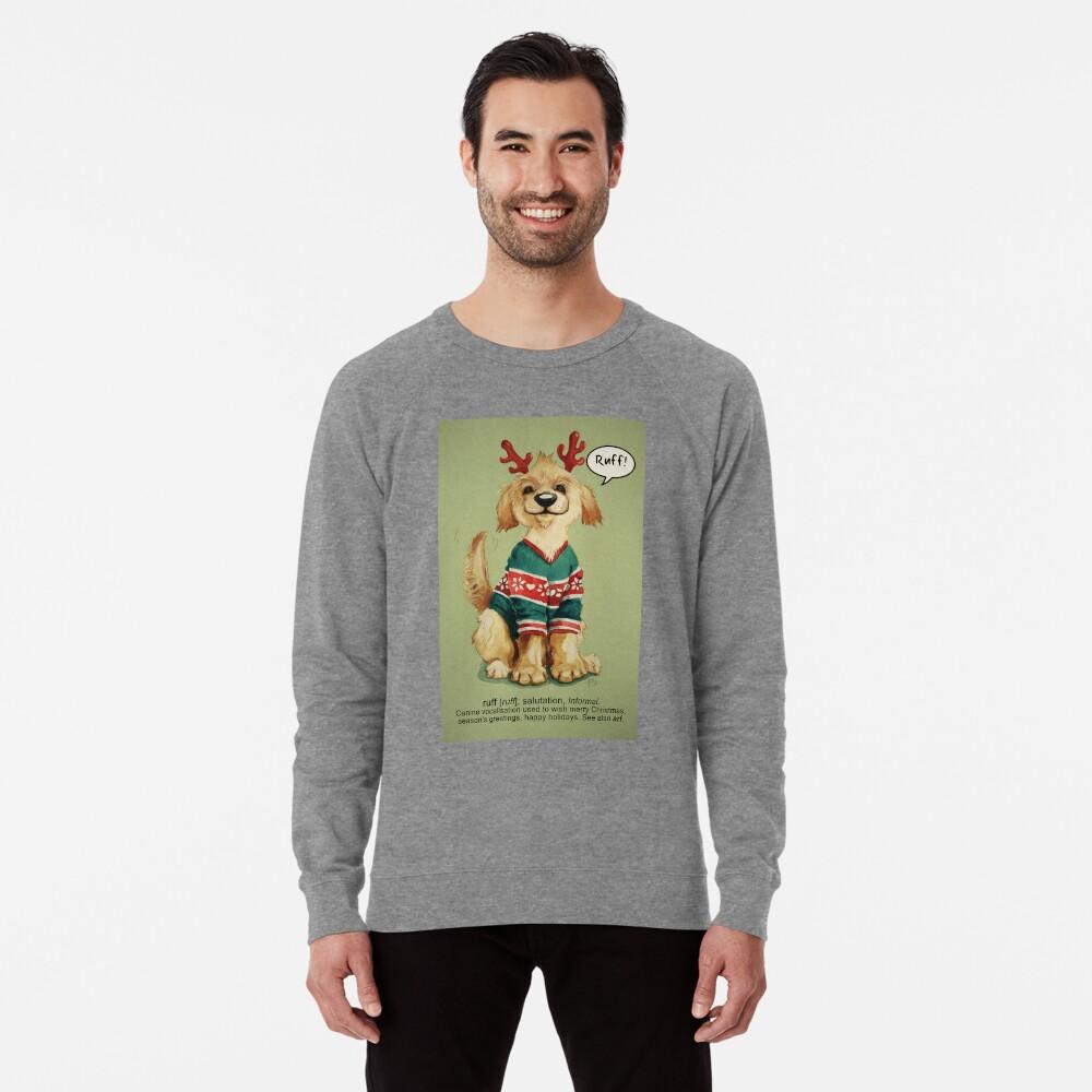 Ruff Lightweight Sweatshirt