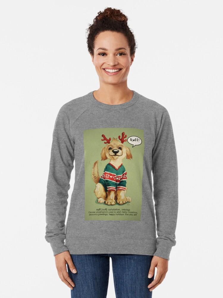 Alternate view of Ruff Lightweight Sweatshirt