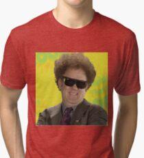 dr steve brule Tri-blend T-Shirt