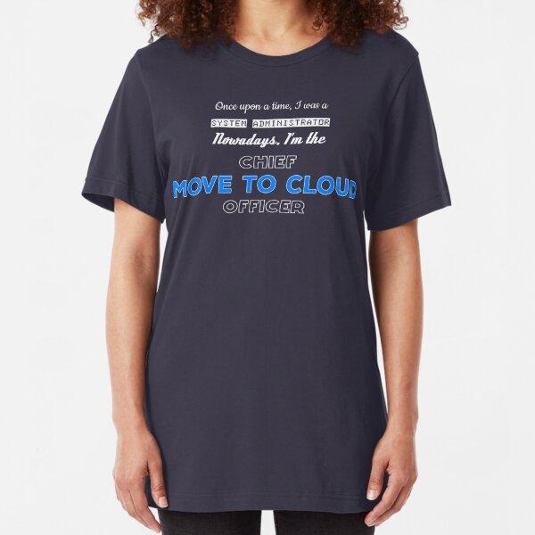 System Administrator - T-Shirt Slim Fit T-Shirt