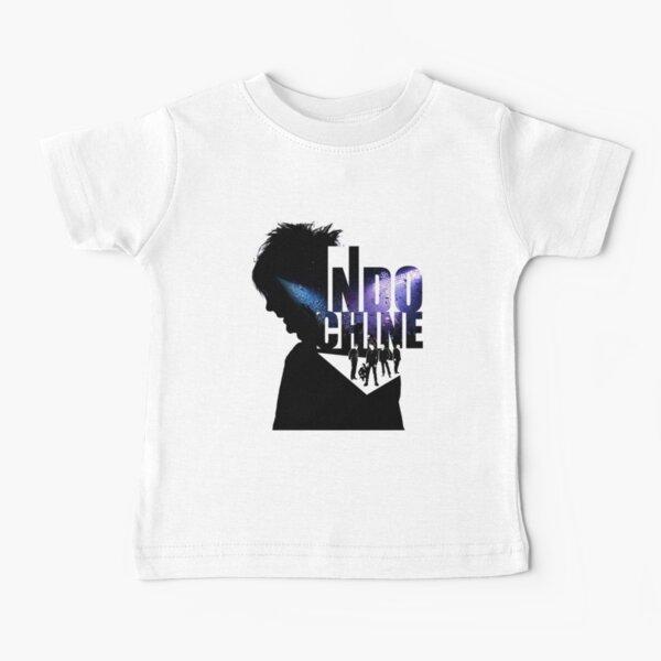 bon art du groupe Indochine T-shirt bébé