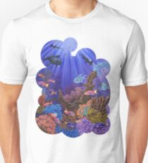Underwater coral reef T-Shirt