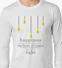 happiness // albus dumbledore Long Sleeve T-Shirt