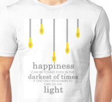 happiness // albus dumbledore Unisex T-Shirt