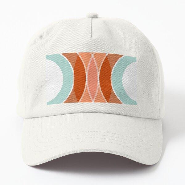 Rainbow reflection Dad Hat