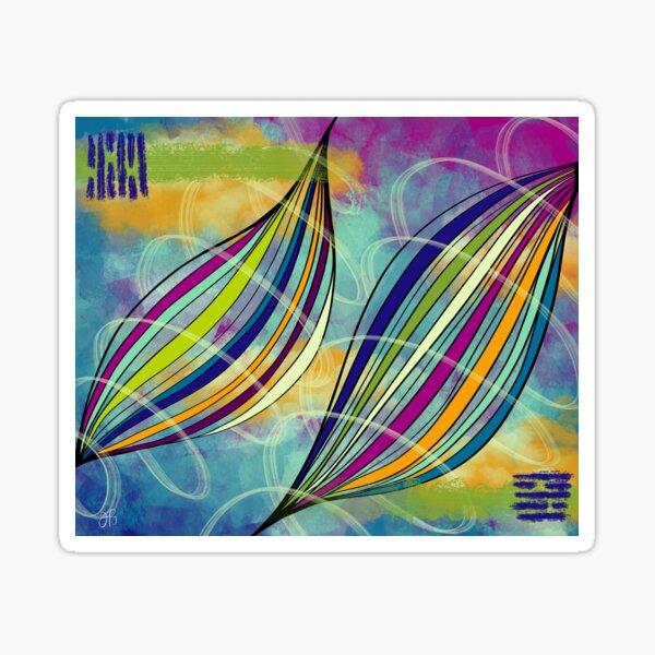 Whirl Sticker