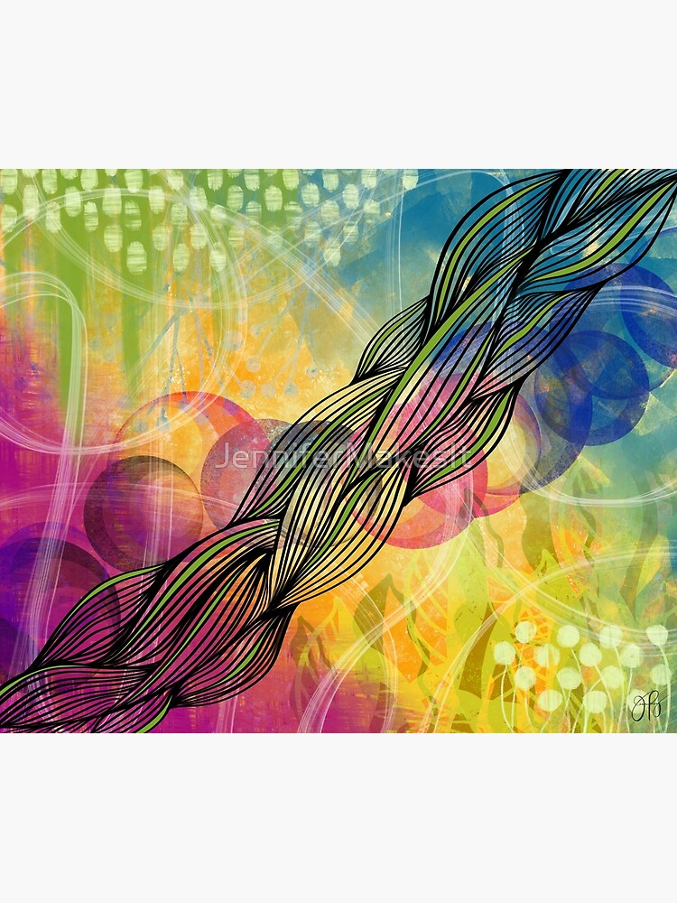 Cosmic Twist by JenniferMakesIt