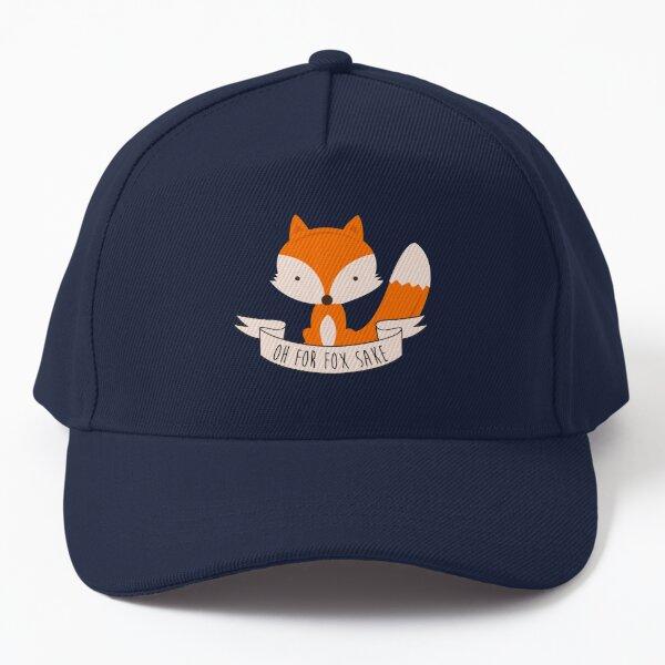 Oh For Fox Sake Baseball Cap