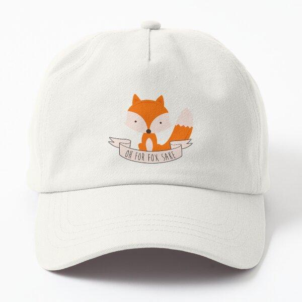 Oh For Fox Sake Dad Hat