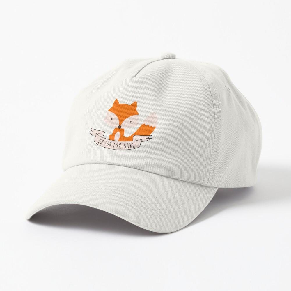 Oh For Fox Sake Cap