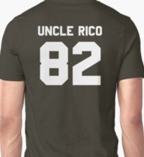 Uncle Rico Dynamite Football Jersey  T-Shirt