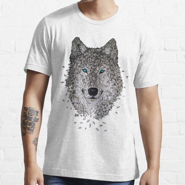 Vector Wolf Essential T-Shirt