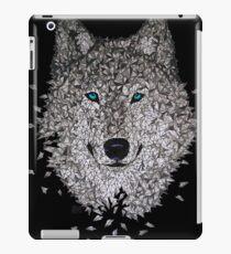 Vector Wolf iPad Case/Skin