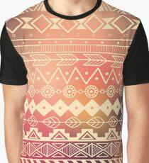 Aztec pattern 01 Graphic T-Shirt
