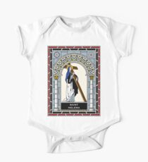 ST HELENA under STAINED GLASS One Piece - Short Sleeve