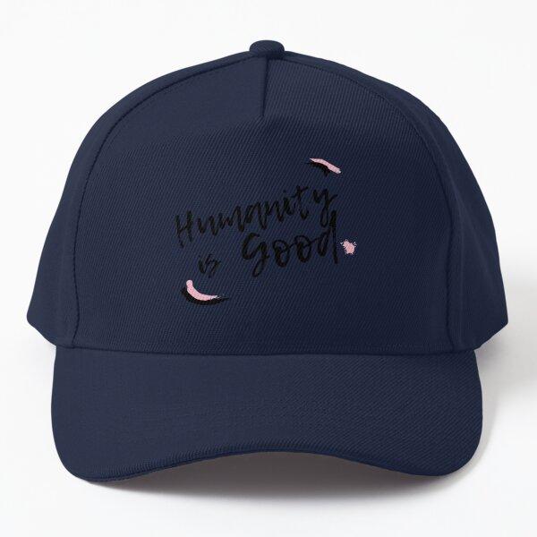 Humanity is Good Baseball Cap