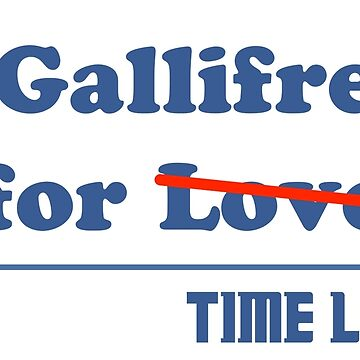 Gallifrey is for Lovers by zenjamin