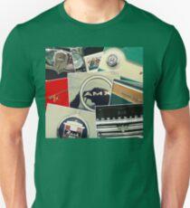 Nash - Rambler Badges Unisex T-Shirt