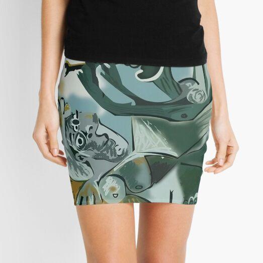 The Picasso Salon De Mai - 1970 Mini Skirt