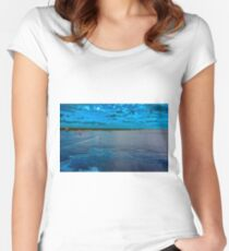 Farewell Cozumel Women's Fitted Scoop T-Shirt