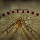 Wheels Go Round by Shari Mattox-Sherriff