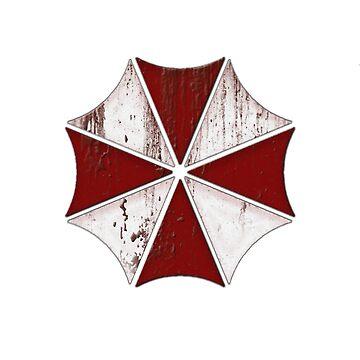 Umbrella Corp - Resident Evil by Bebatis