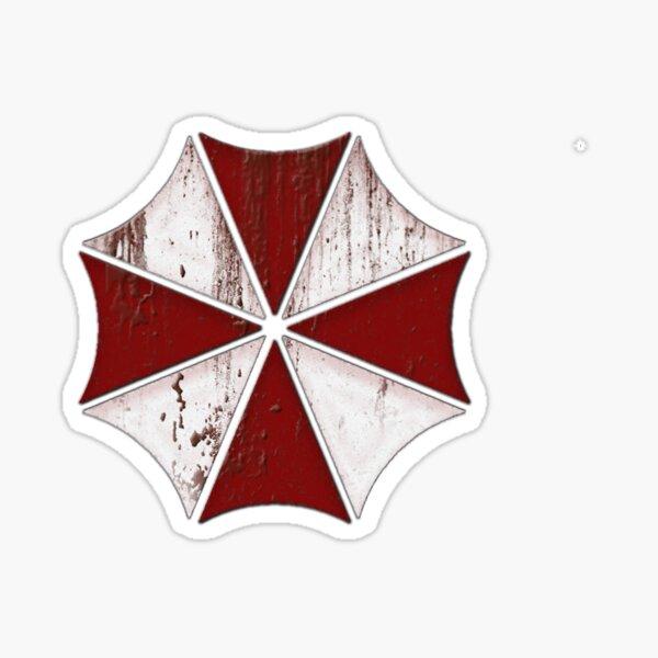 Umbrella Corp - Resident Evil Pegatina