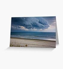 Take Cover Greeting Card