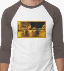 Historic Downtown Men's Baseball ¾ T-Shirt