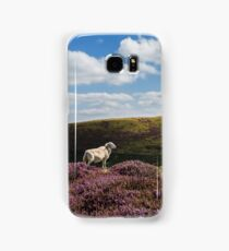 Hill Sheep Samsung Galaxy Case/Skin
