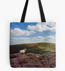 Hill Sheep Tote Bag