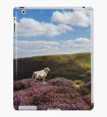 Hill Sheep iPad Case/Skin