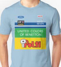 GP2 Tribute - Benetton T-Shirt