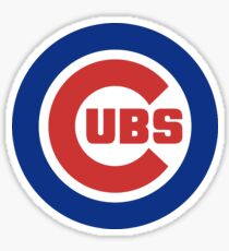 cubs  Sticker