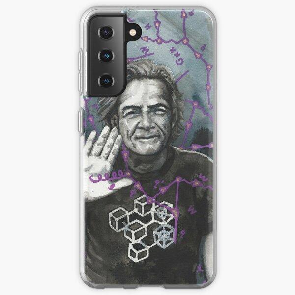 Richard Feynman Samsung Galaxy Soft Case