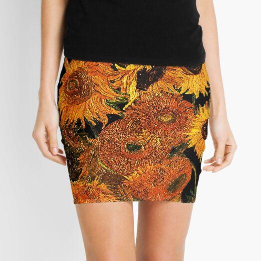 Van Gogh  Mini Skirt