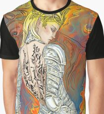 Fireheart Graphic T-Shirt
