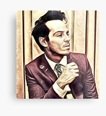The Handsom Consulting Criminal Metal Print